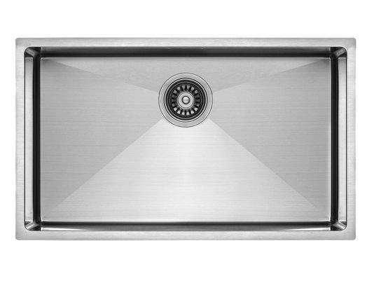 Cuba Inox Sink Boxed BX 650 ( 65x37x20cm ) Fosca