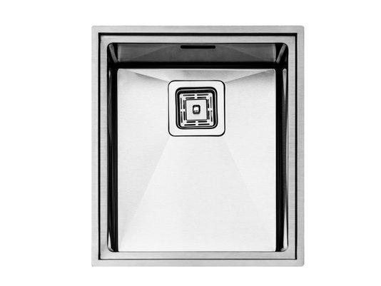Cuba Inox Sink Workstation WK 400 (37x43x21,5cm)