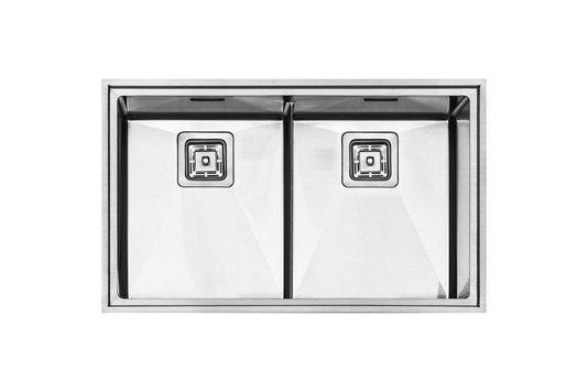 Cuba Inox Sink Workstation Dupla WK 743 ( 74,3x46x21,5cm )