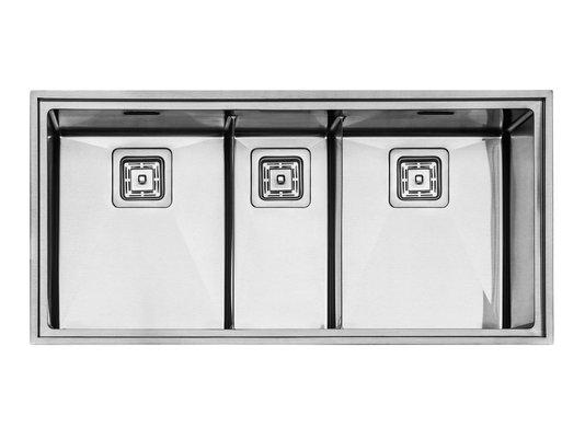 Cuba Inox Sink Workstation Tripla WK946 ( 91,6x43x21,5cm )