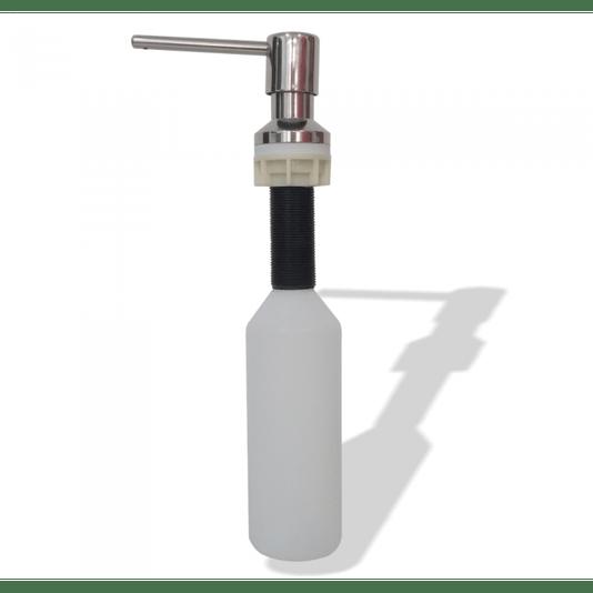 Dosador de Detergente em Aço Inox 300ML Pianox