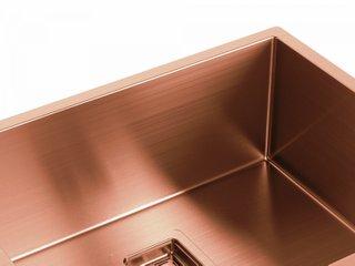 Cuba Debacco Primaccore 500 (50x40x20cm) Rose Gold