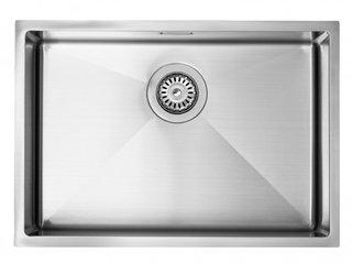 Cuba Inox Sink Boxed BX 590 - ( 55x37x20cm ) Fosca