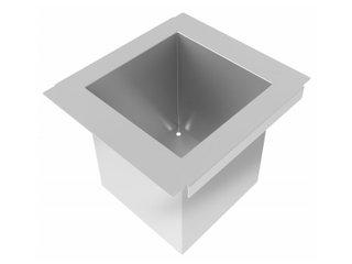 Porta Potes Mini Horta 15cm Para Canal Organizador Debacco