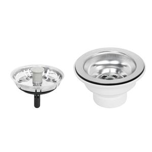 Válvula Tramontina 3.1/2'' Pequena para Tanque, pias e cubas
